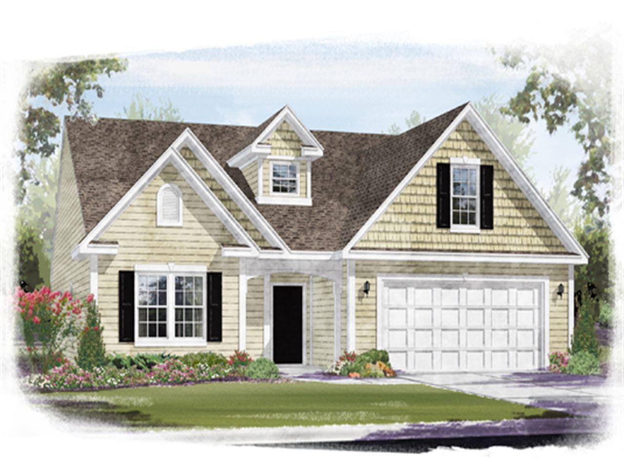 Westbury - Green Meadows: Mint Hill, NC - Ryland Homes