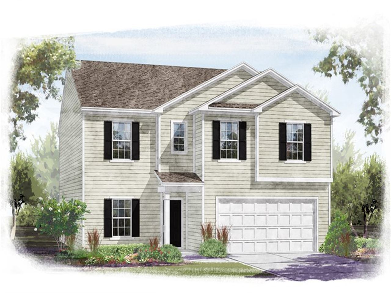 Landrum - Houston Hills: Charlotte, NC - Ryland Homes