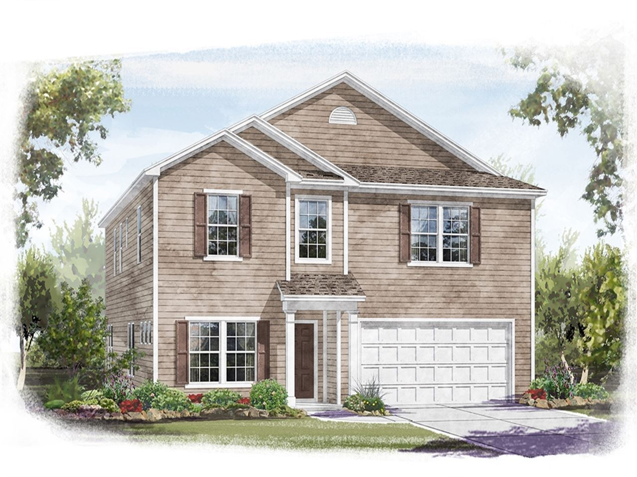 Tryon - Houston Hills: Charlotte, NC - Ryland Homes