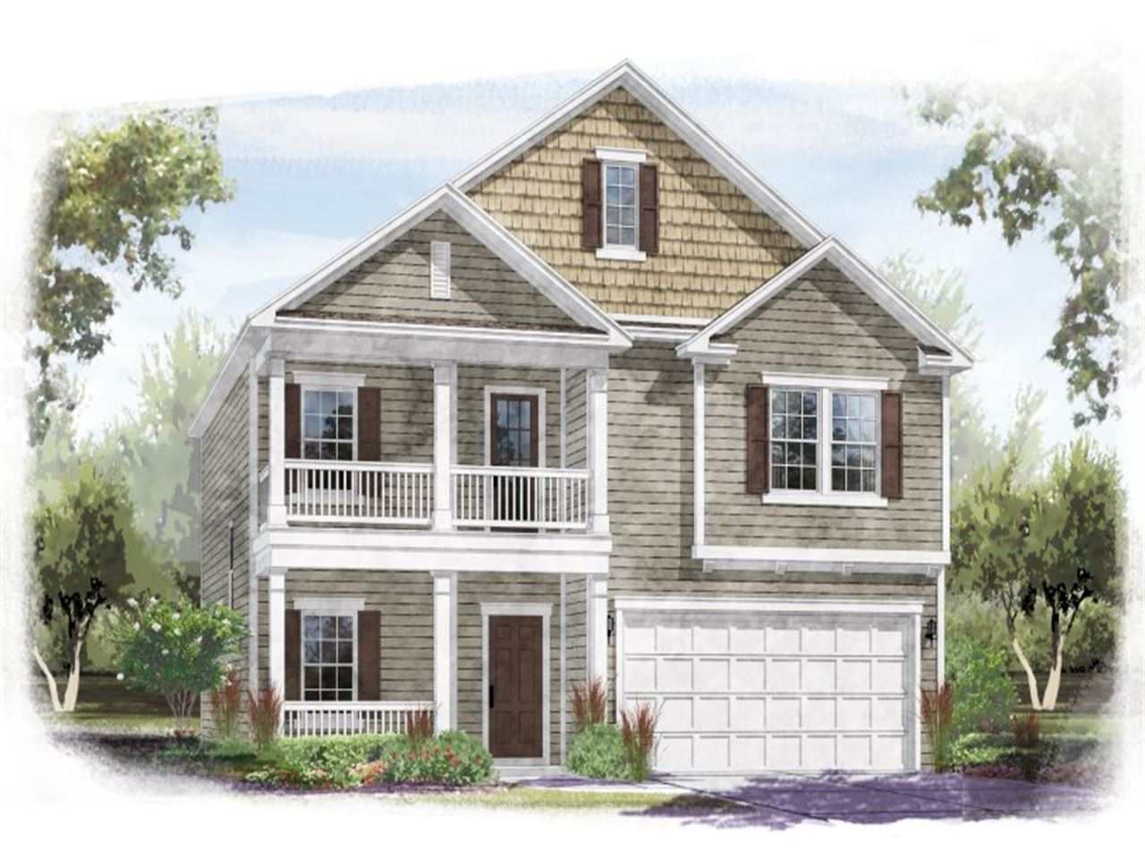 Fletcher - Hucks Landing: Charlotte, NC - Ryland Homes