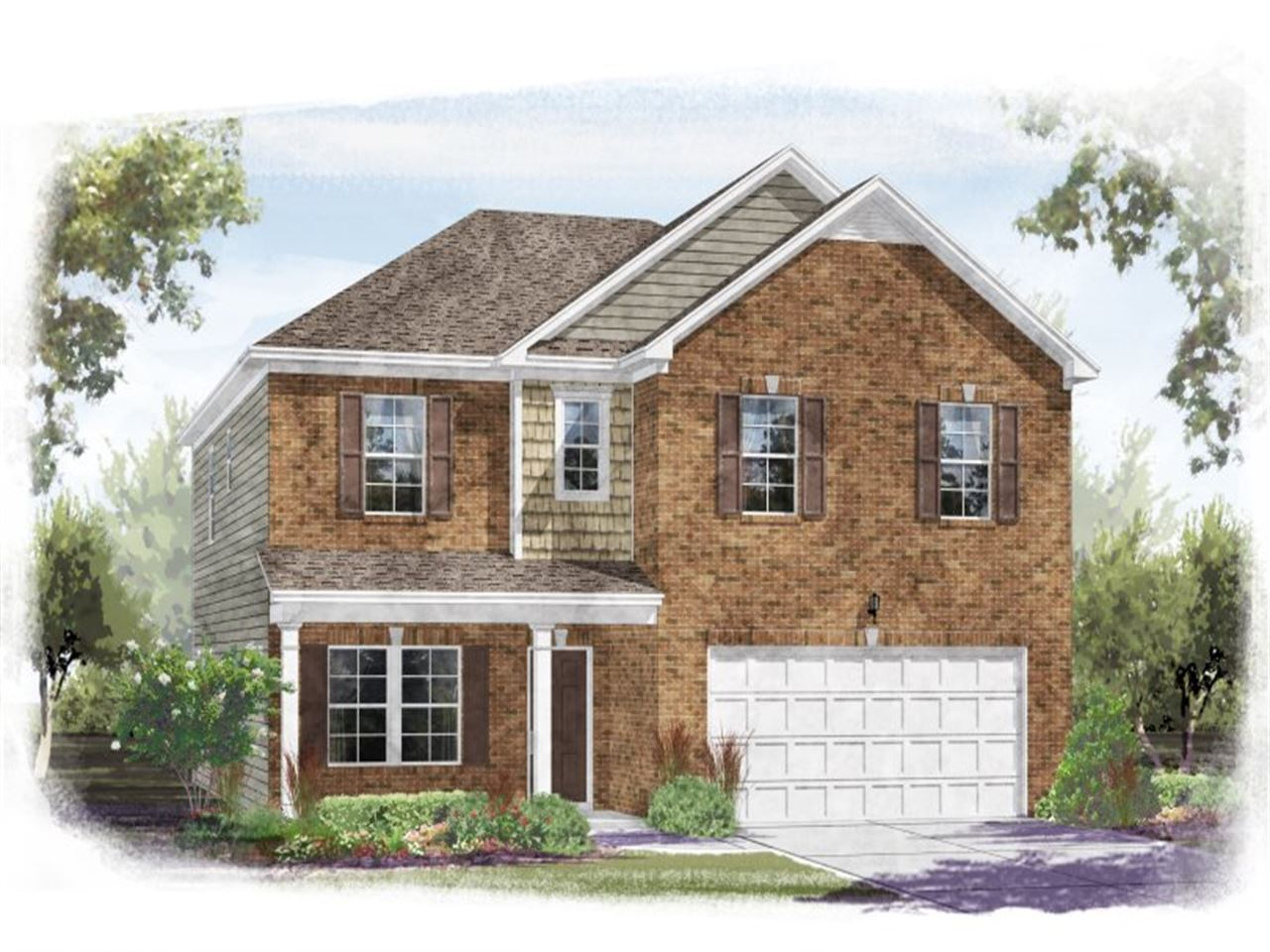 Landrum - Hucks Landing: Charlotte, NC - Ryland Homes