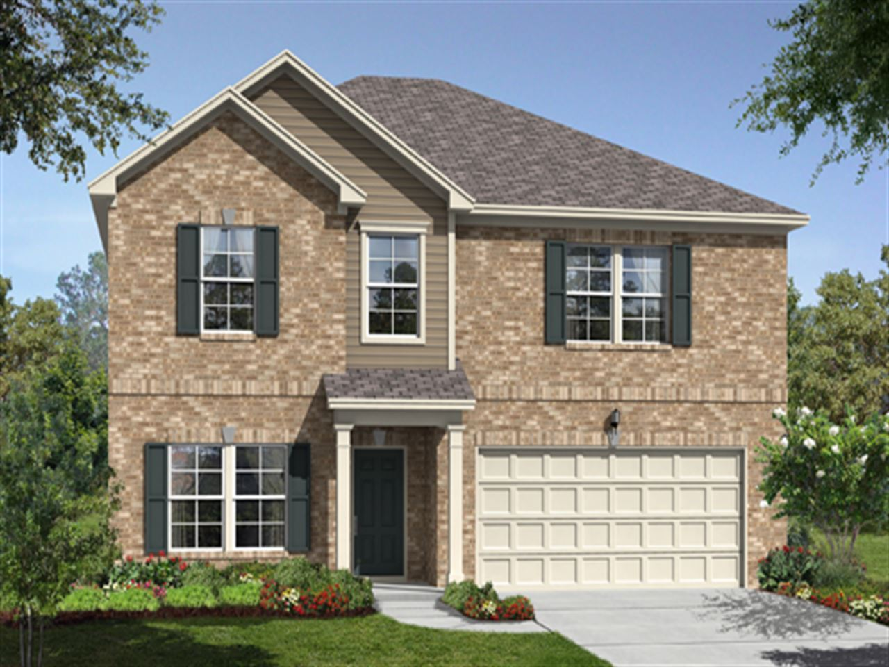 Tryon - Hucks Landing: Charlotte, NC - Ryland Homes