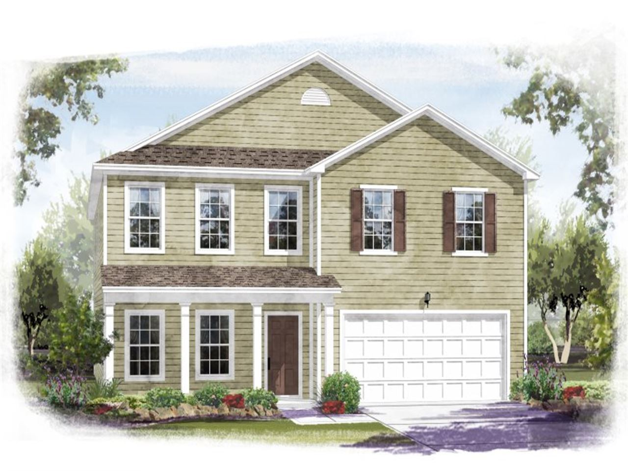 Whitmire - Hucks Landing: Charlotte, NC - Ryland Homes