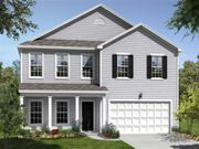 homes in Hucks Landing by Ryland Homes