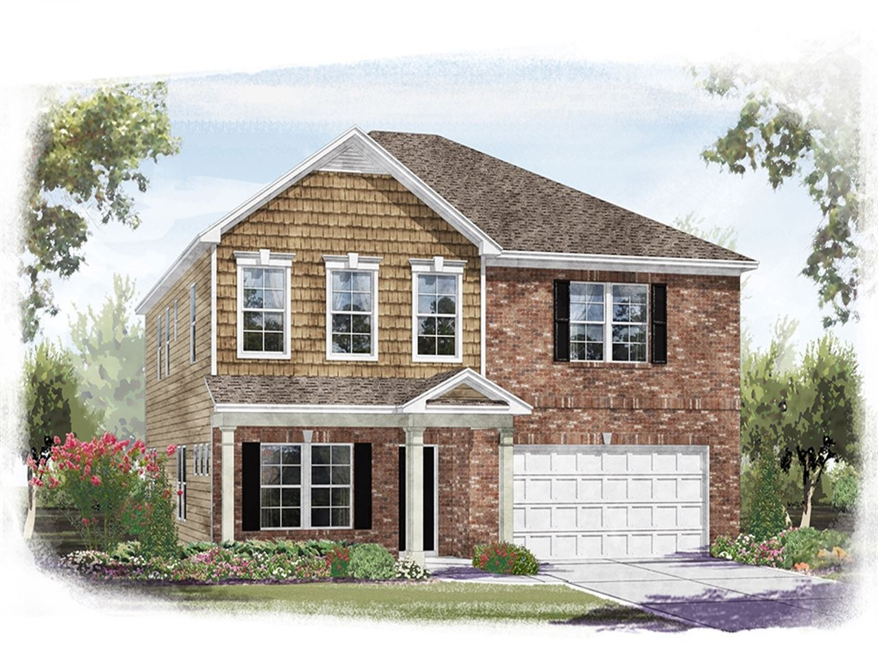 Tryon - Pelhem Pointe: Concord, NC - Ryland Homes