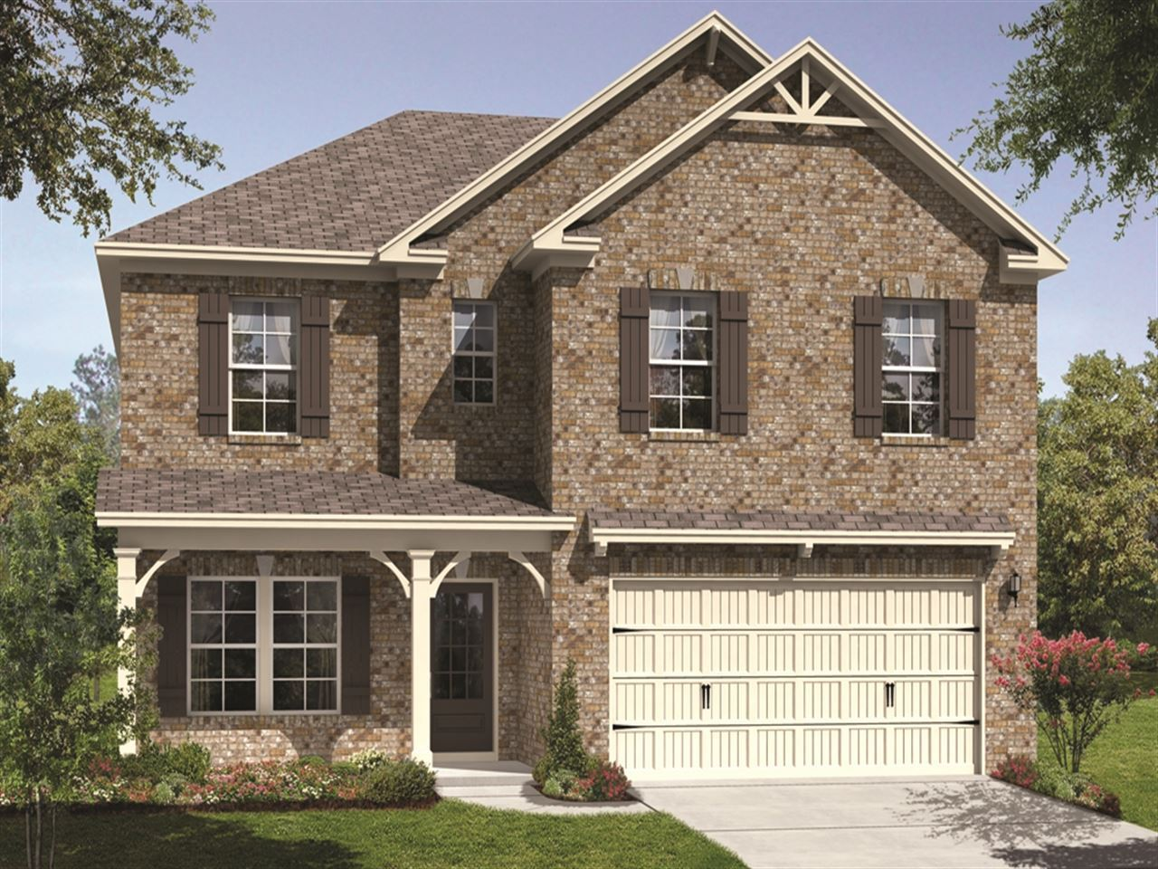 Landrum - Pelhem Pointe: Concord, NC - Ryland Homes