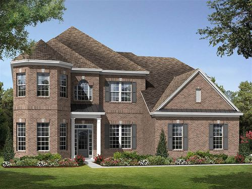 Eagles Landing at Palisades by Ryland Homes in Charlotte North Carolina