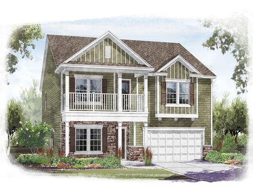 Mill Creek Falls Premier Series by Ryland Homes in Greenville-Spartanburg South Carolina