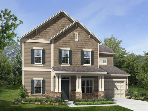 Walnut Creek Signature Collection by Ryland Homes in Charlotte North Carolina