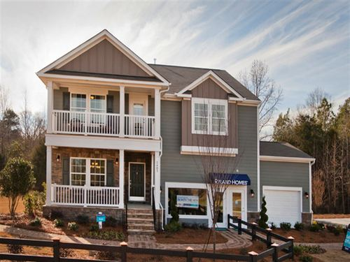 Tuscany Discovery Collection by Ryland Homes in Charlotte North Carolina