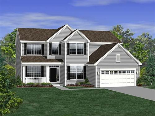 house for sale in Lancaster Falls Landmark Series by Ryland Homes