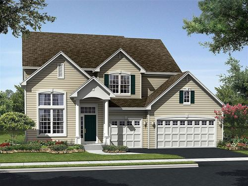 Cedar Grove by Ryland Homes in Chicago Illinois