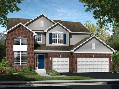Ashton Pointe by Ryland Homes in Chicago Illinois