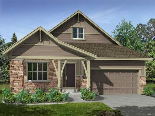 Pioneer Ridge by Ryland Homes in Fort Collins-Loveland Colorado