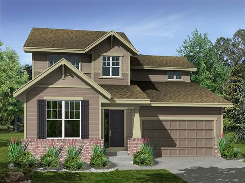 Shadow Grass Park by Ryland Homes in Boulder-Longmont Colorado