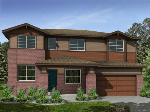 High Point Inspirations 5010's by Ryland Homes in Denver Colorado