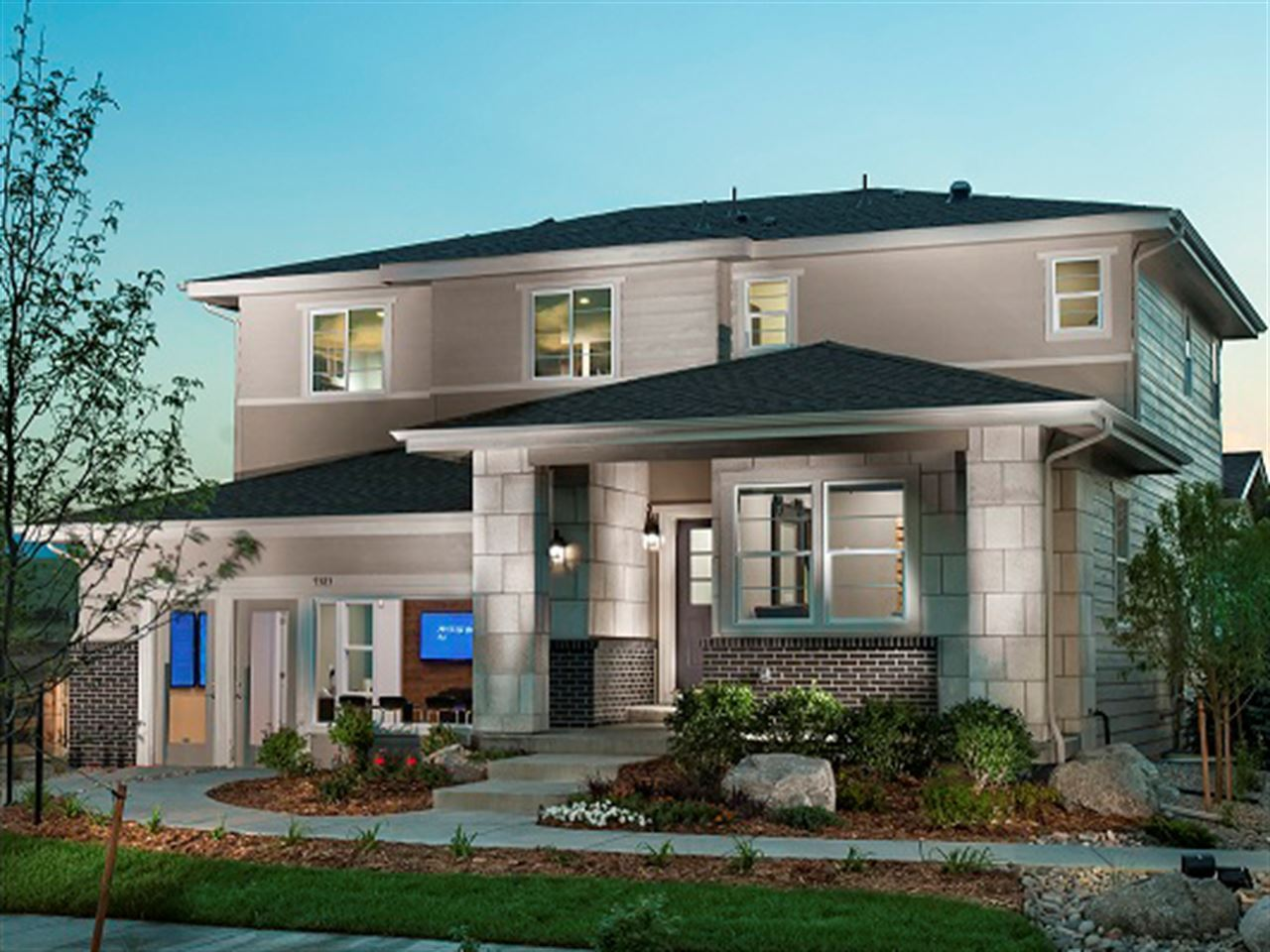 Candelas Perspectives 4000's by Ryland Homes