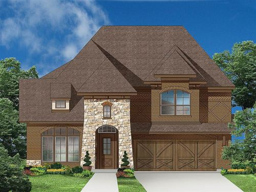 Phillips Creek Ranch by Ryland Homes in Dallas Texas