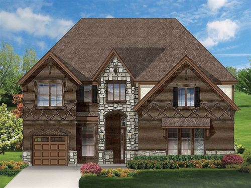 The Village at Prosper Trail by Ryland Homes in Dallas Texas