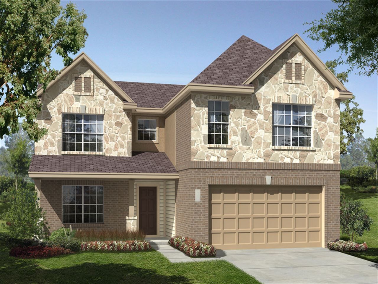 Fall Creek - Texas 50 by Ryland Homes
