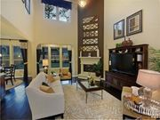 homes in The Woodlands - Hamlin Lakes Concerto by Ryland Homes