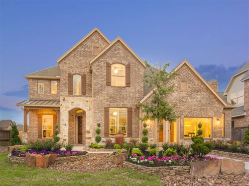 Long Meadow Farms - 80 Concerto by Ryland Homes in Austin Texas