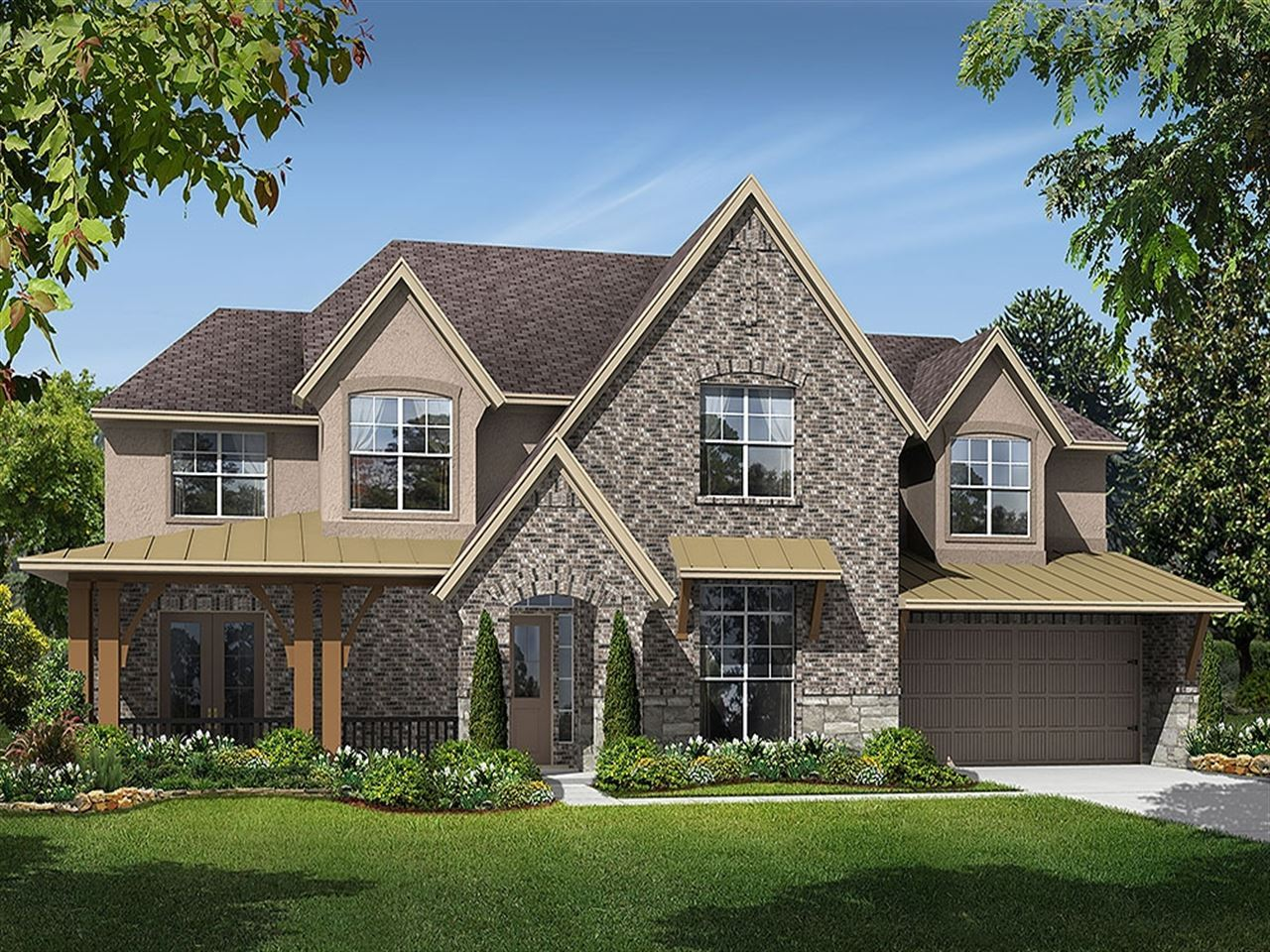 Long Meadow Farms - 80 Concerto by Ryland Homes