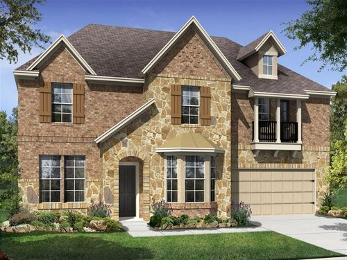 Graystone Hills by Ryland Homes in Houston Texas