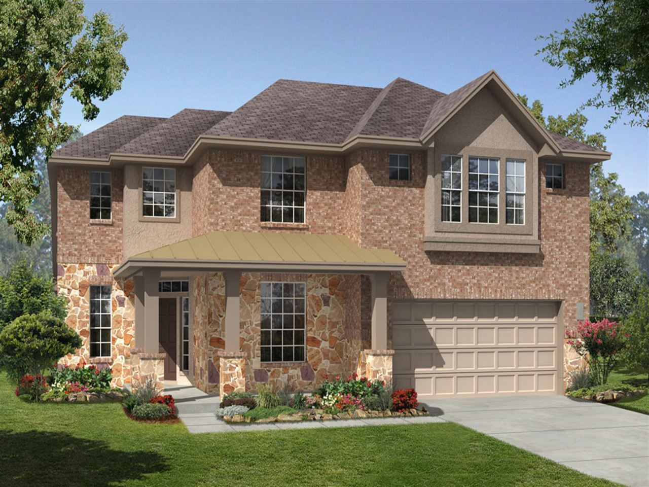 Ryland Homes Cinco Ranch Stretto 965242 Katy TX New Home For