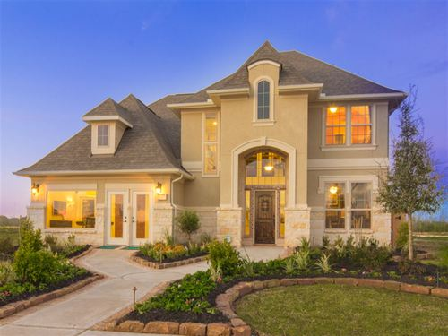 Long Meadow Farms - Texas 60 by Ryland Homes in Houston Texas