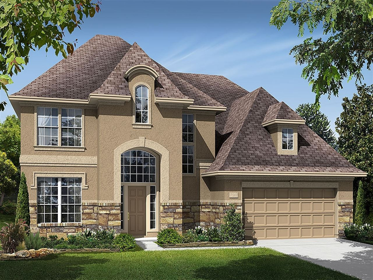 Long Meadow Farms - Texas 60 by Ryland Homes