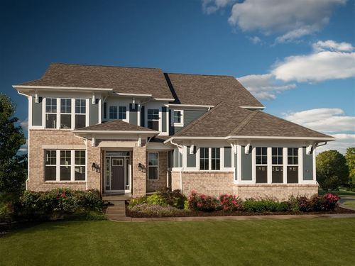 Blackstone by Ryland Homes in Indianapolis Indiana