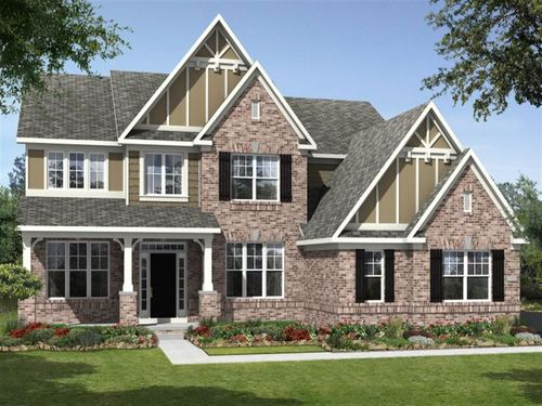Boulders by Ryland Homes in Indianapolis Indiana