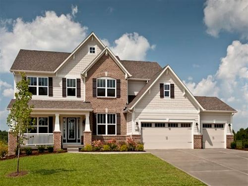Chapel Woods Preserve by Ryland Homes in Indianapolis Indiana