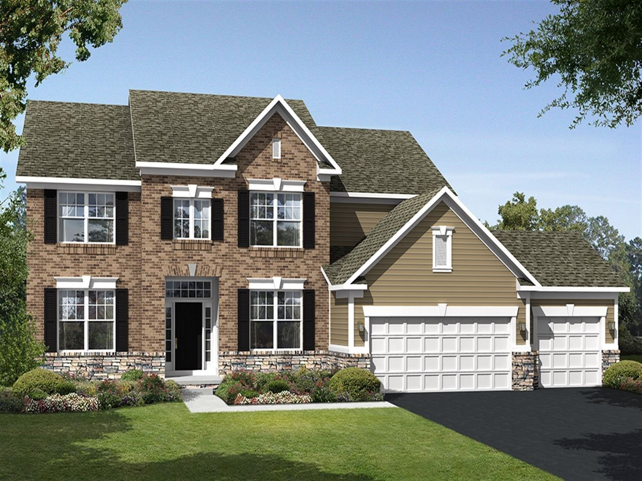 Westchester - Chapel Woods Preserve: Noblesville, IN - Ryland Homes