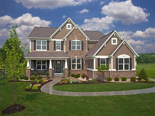 Cobblestone by Ryland Homes in Indianapolis Indiana