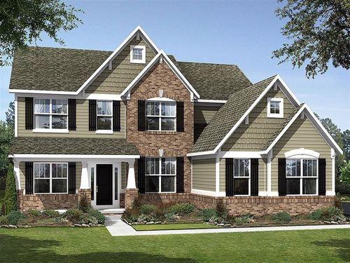 Forest Creek by Ryland Homes in Indianapolis Indiana