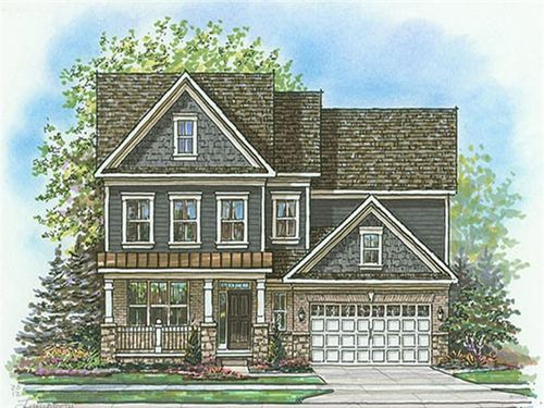 Bridgewater Architectural Collection by Ryland Homes in Indianapolis Indiana