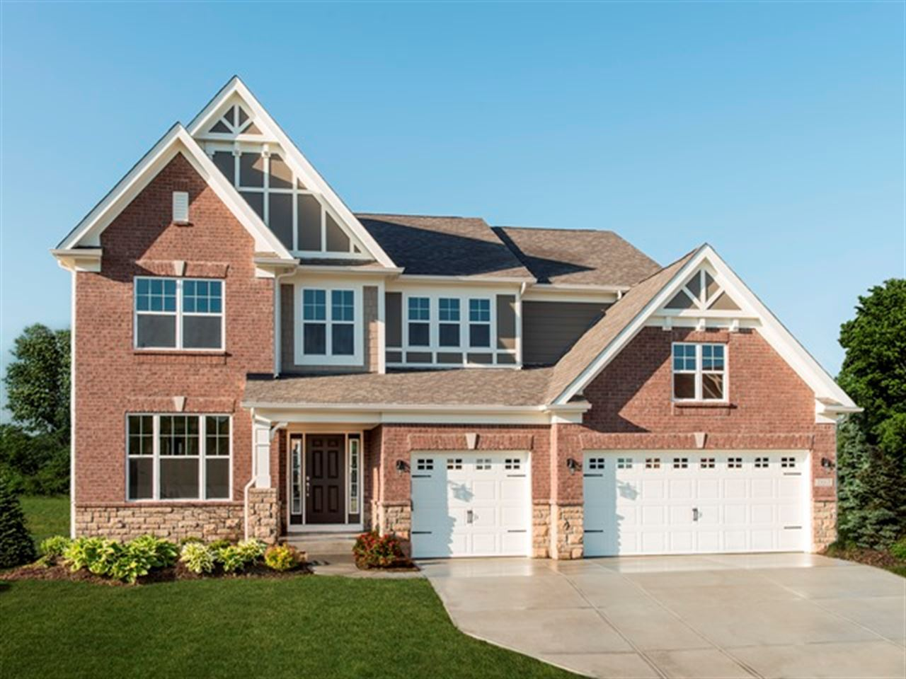 Bridgewater Architectural Collection by Ryland Homes