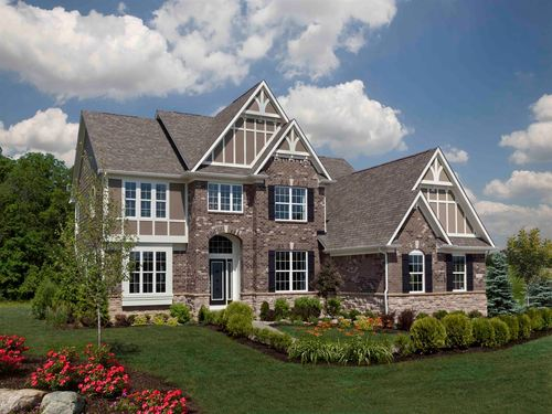 The Estates at Silverton by Ryland Homes in Indianapolis Indiana