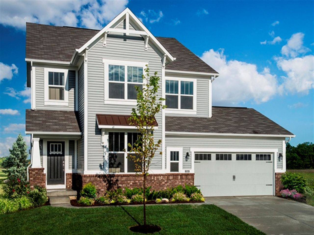 The 2600 - Legacy: Noblesville, IN - Ryland Homes