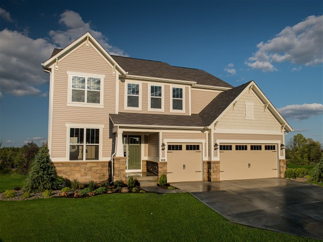 The 3000 - Legacy: Noblesville, IN - Ryland Homes