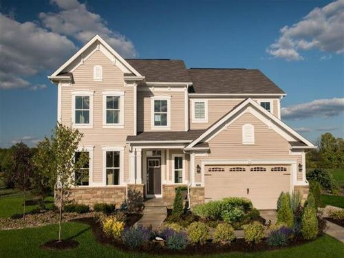 Prescott by Ryland Homes in Indianapolis Indiana