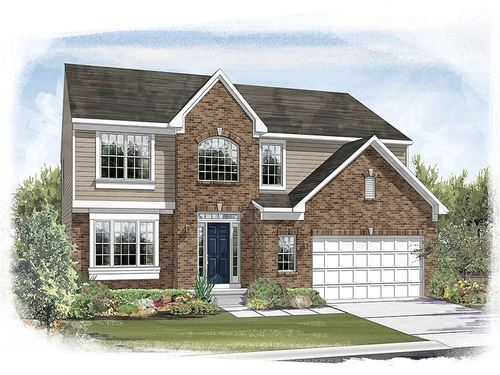 Silverton Americana by Ryland Homes in Indianapolis Indiana