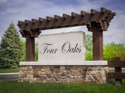 homes in Four Oaks by Ryland Homes