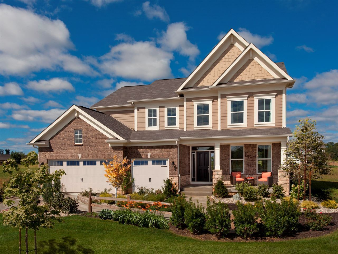 The 3000 - Eagles Nest: Zionsville, IN - Ryland Homes