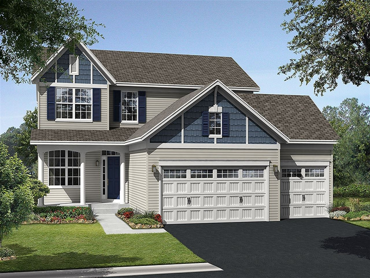 Springfield - Dakota Crossing: Shakopee, MN - Ryland Homes