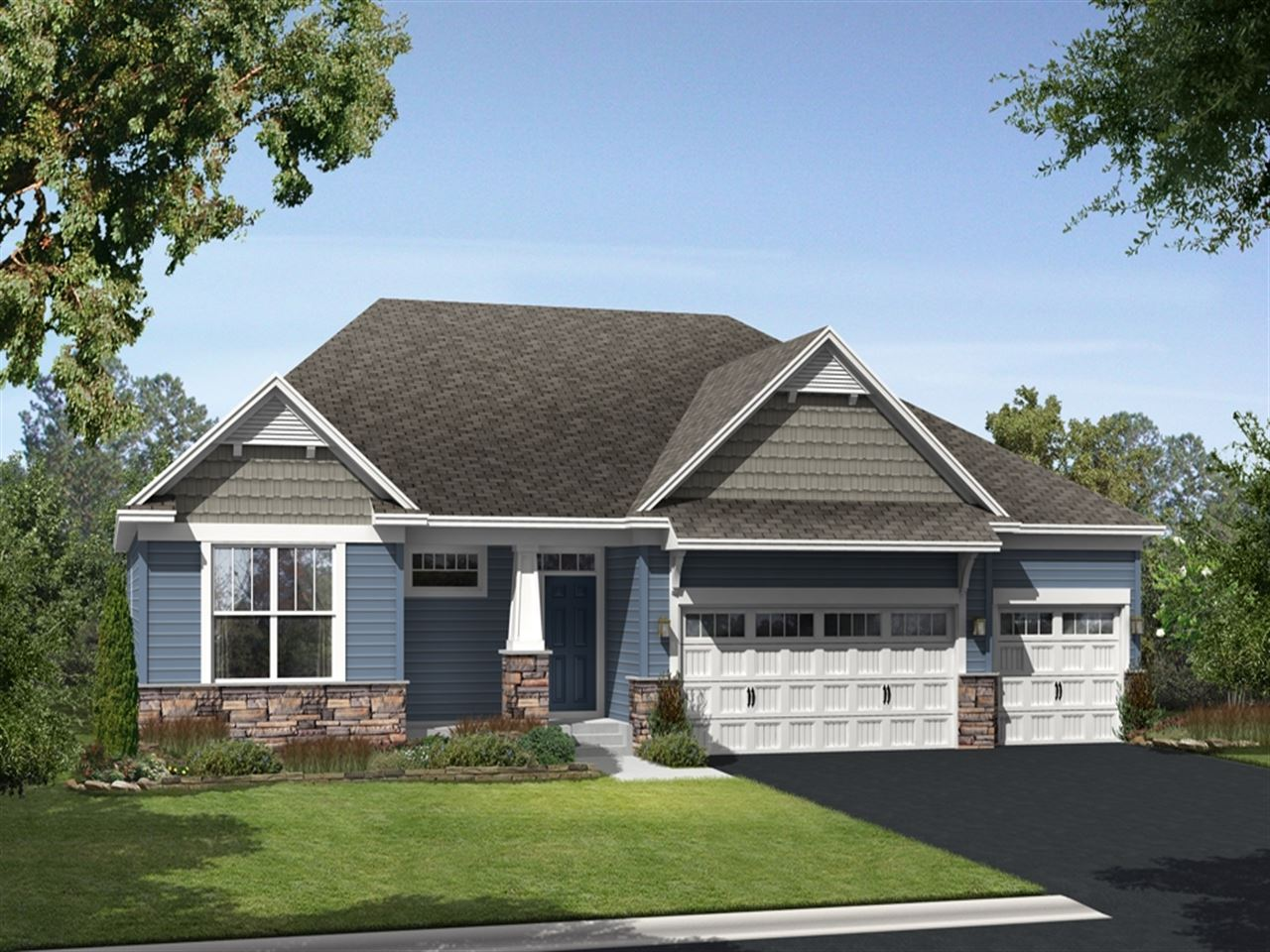 Cambridge - The Heights of Woodbury: Woodbury, MN - Ryland Homes