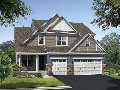 Lake Wassermann Ridge by Ryland Homes in Minneapolis-St. Paul Minnesota