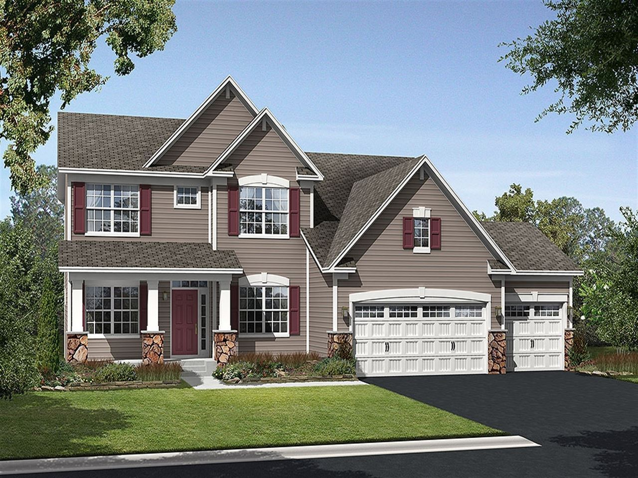 Lexington - Creek Ridge: Plymouth, MN - Ryland Homes